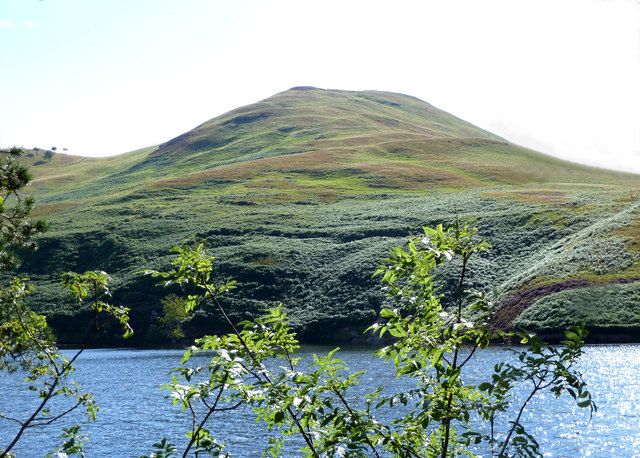 North-east slopes of Turnhouse Hill