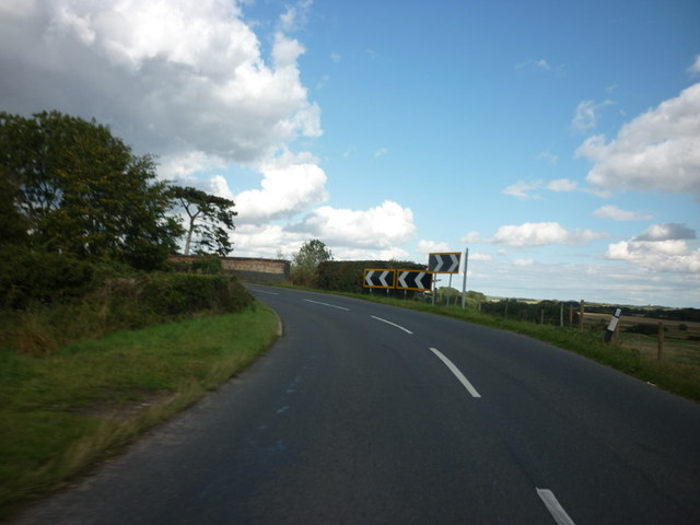Martin Bridge on the B1191