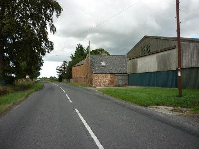 Westfield Farm, Thornton
