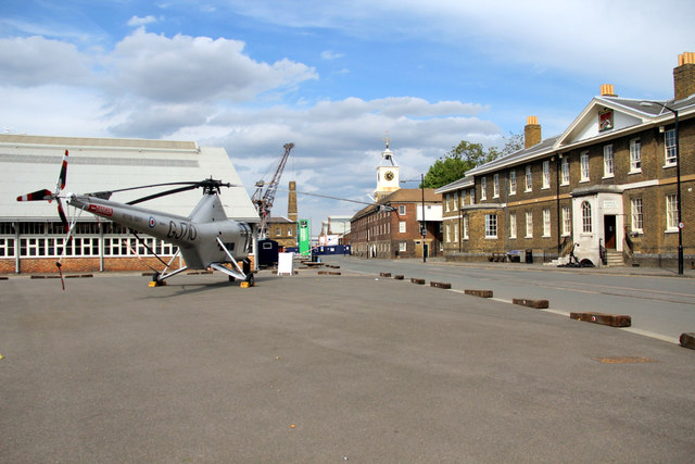 Chatham Historic Dockyard, Kent