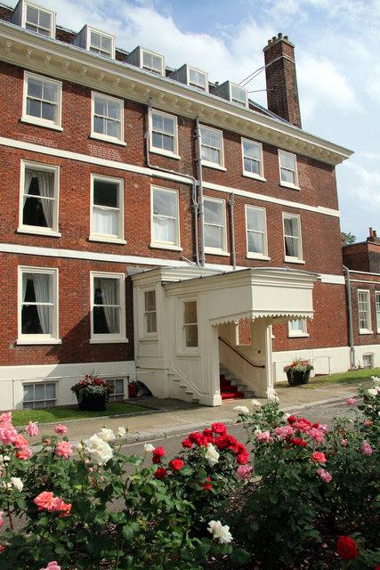 Commissioner's House, Chatham Historic Dockyard, Kent