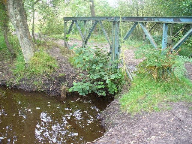 Wishmoor Bottom Bridge