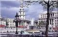 TQ2980 : Trafalgar Square by Peter Shimmon