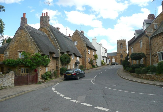 Church Street, Boughton