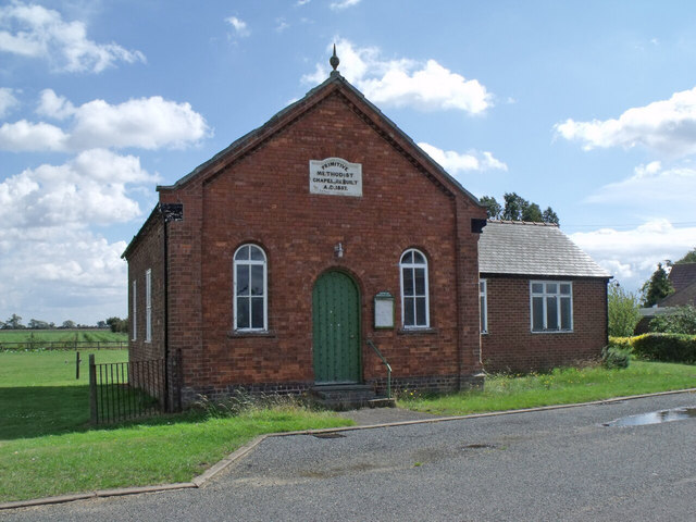 Scrub Hill Primitive Methodist Chapel