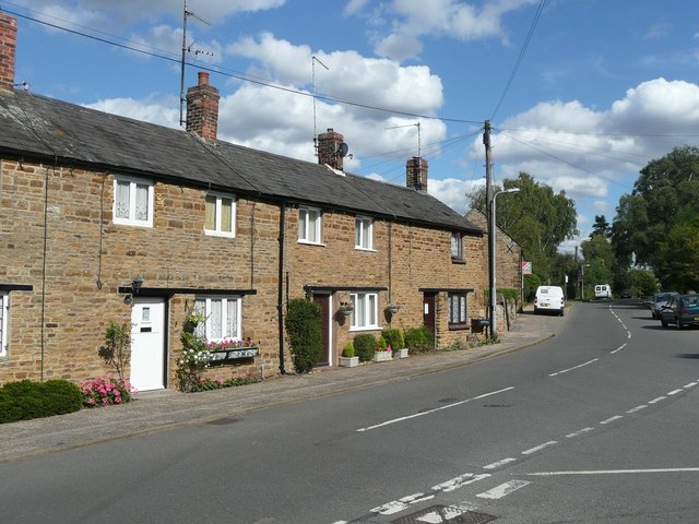 Cottages, Church Street, Boughton