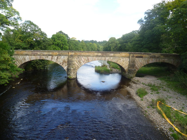 Lower Hodder Bridge