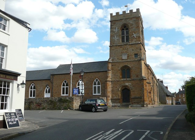 Church of St John Baptist, Boughton