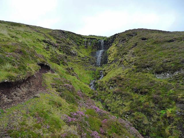 Waterfall on the Lon Bota Meanachain