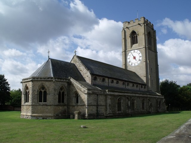 St Michael's Church, Coningsby