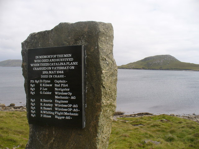 Catalina Memorial, Vatersay