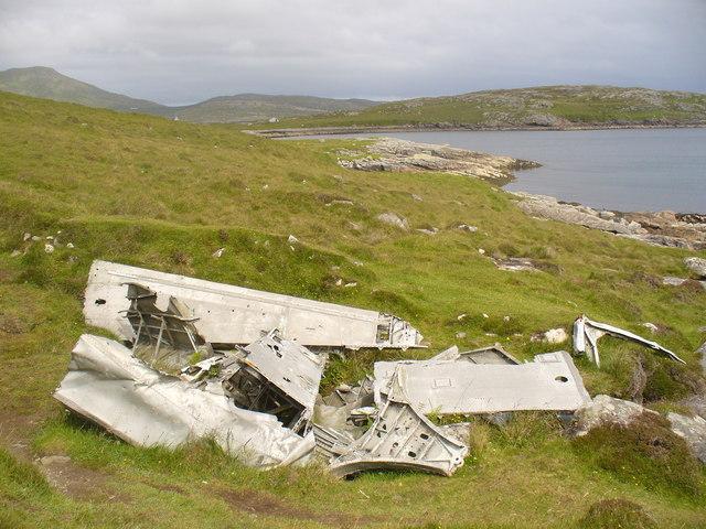 Catalina Debris, Bagh Bhatarsaigh