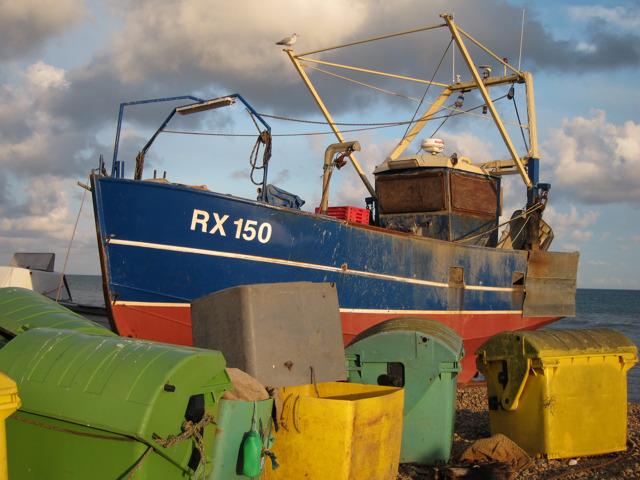 RX150 at Fishermen's Stade