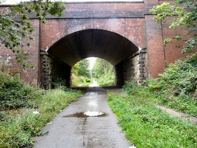 Dowson Road bridge