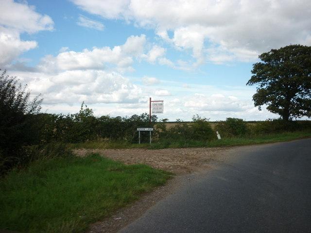 Green Lane at Goose Lane