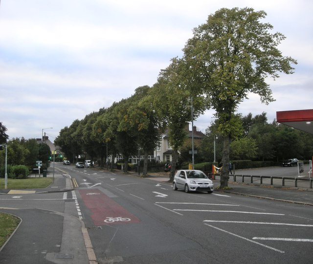 Rugby-Hillmorton Road