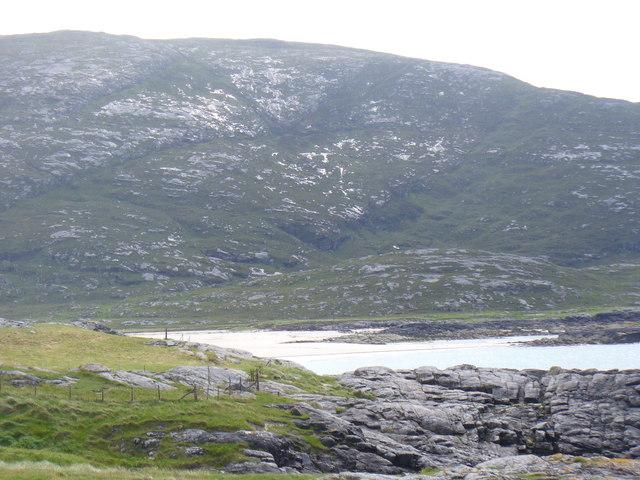 Above Ceann nan Leac