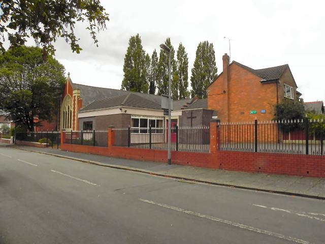 Monton Methodist Church