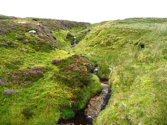 Upper reaches of the Lon Bota Meanachain