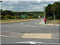 SK6177 : A57 cycleway by Richard Croft