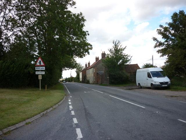 High Street, Baumber, Lincolnshire