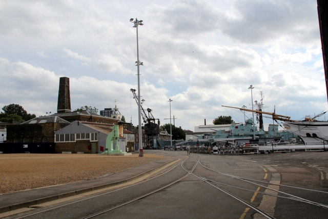 Chatham Historic Dockyard, Kent