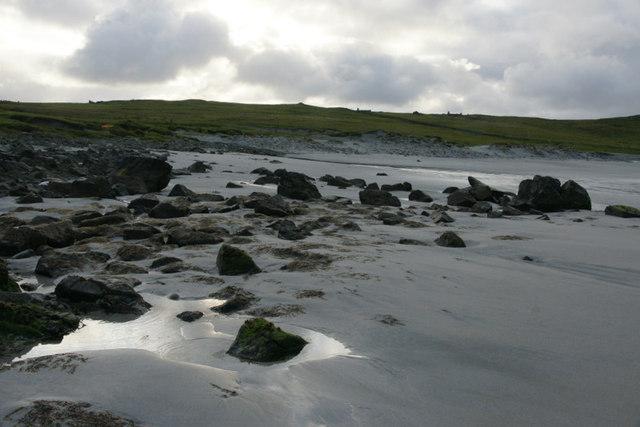 Easting beach