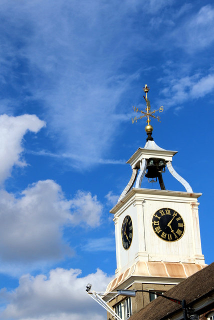 Clock Tower, Chatham Historic Dockyard, Kent