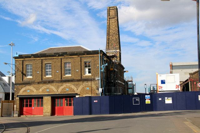Old Fire Station, Chatham Historic Dockyard, Kent