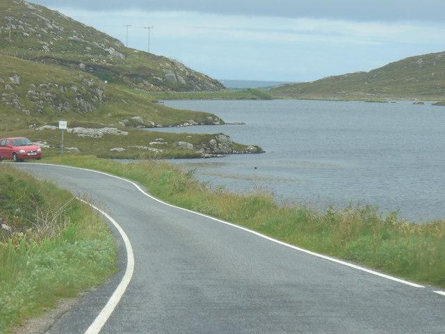 Loch an Duin, Barra