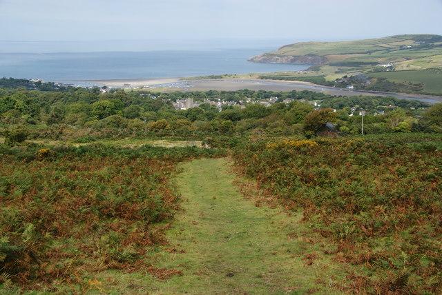Path towards Newport