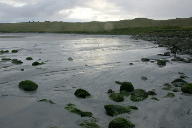 North end of Easting beach