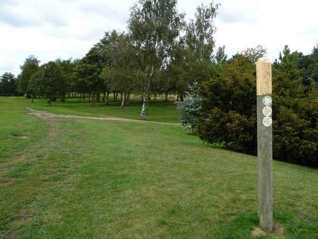 Choice of three ways at Garforth Golf Club