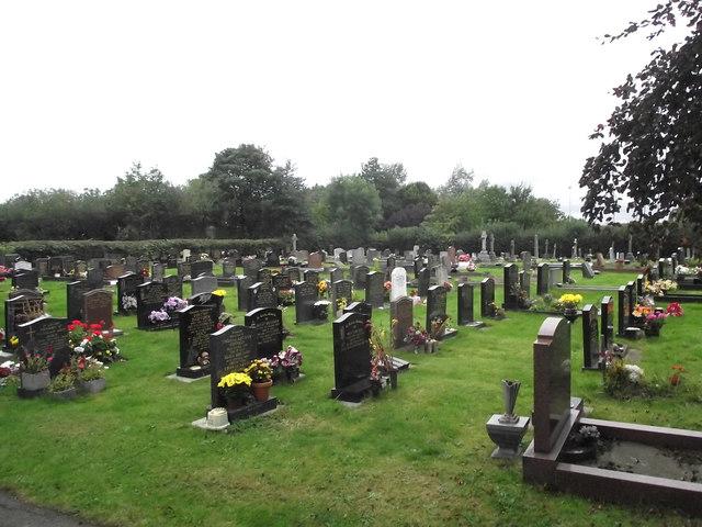 St John's Church, Buglawton- Churchyard