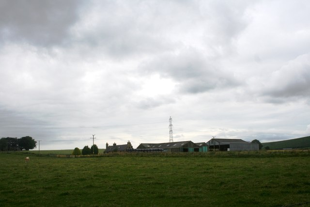 Nether Tocher Farm