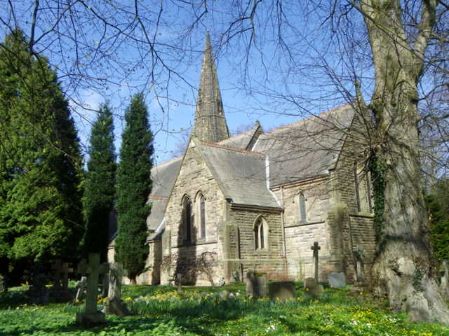 Church of St John the Evangelist, Longhirst