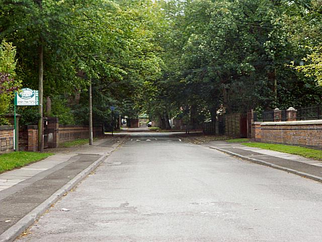Ellesmere Road
