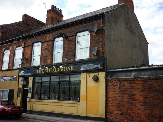 The Whalebone on Wincolmlee, Hull