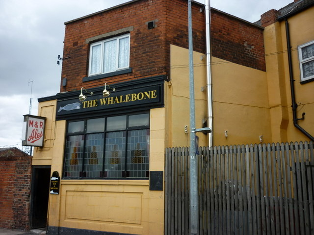 The Whalebone on Wincolmlee, Hull