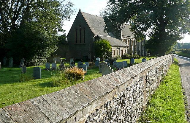 All Saints, Dunsden
