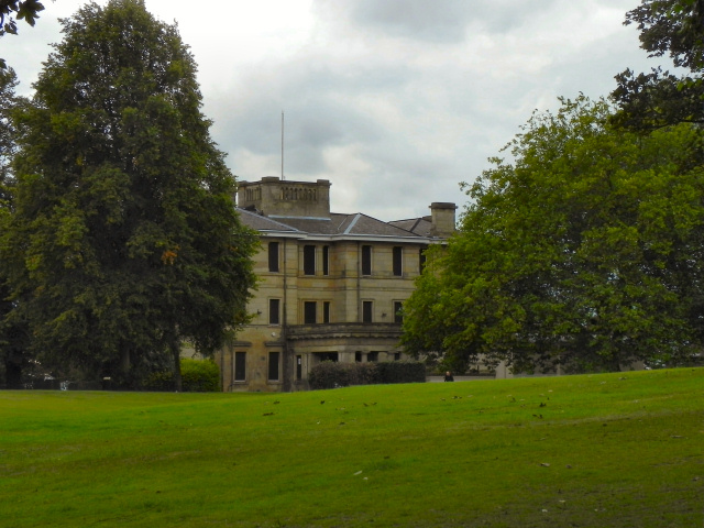 Buile Hill Mansion