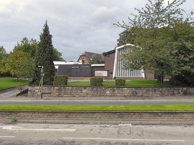 Mount Chapel, Eccles Old Road