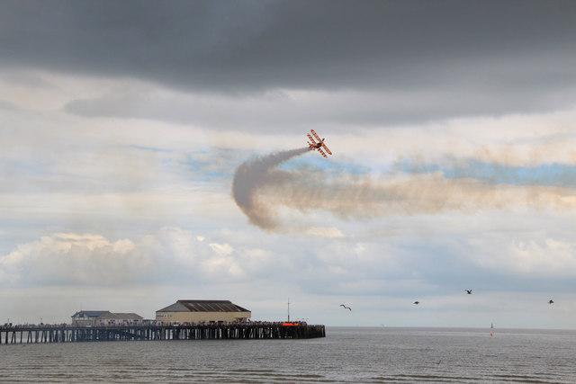 Clacton Pier, Essex