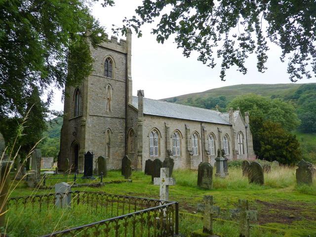 Church of St Mary the Virgin, Arkengarthdale