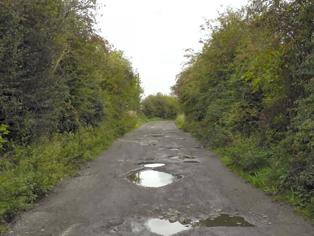 Engine Lane, Shakerley
