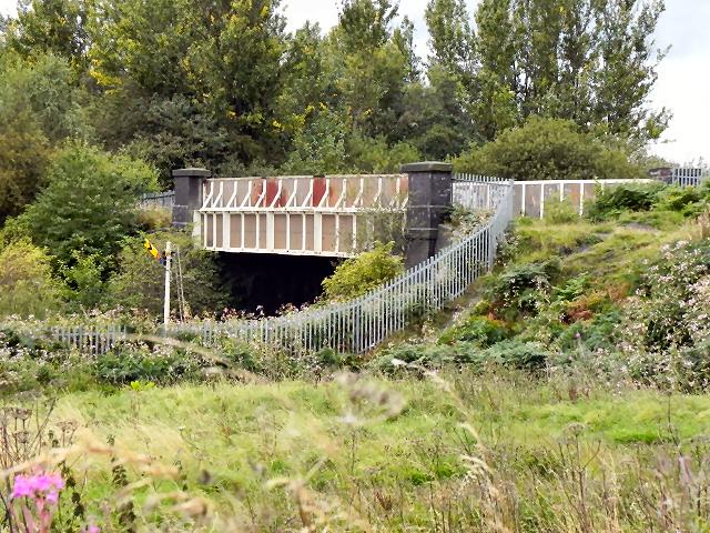 Railway Bridge, Shakerley