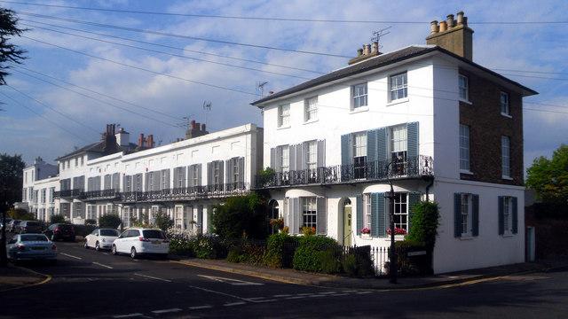 St. Dunstan's Terrace