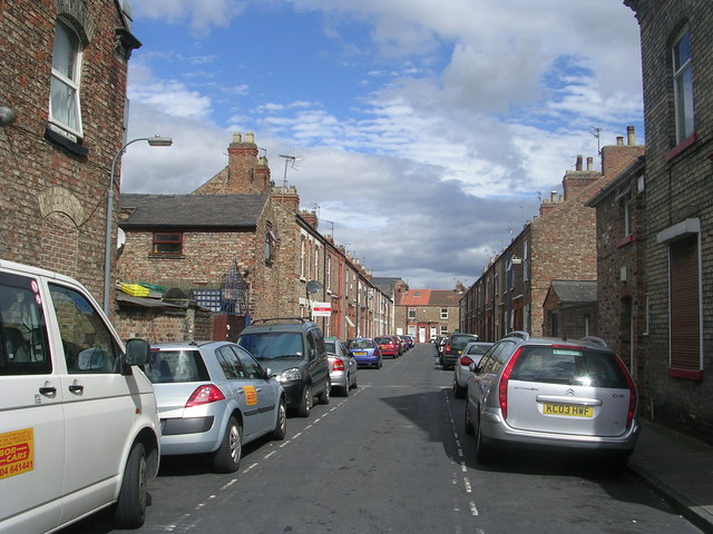 Gordon Street - Heslington Road