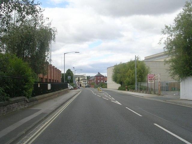 Kent Street - Barbican Road
