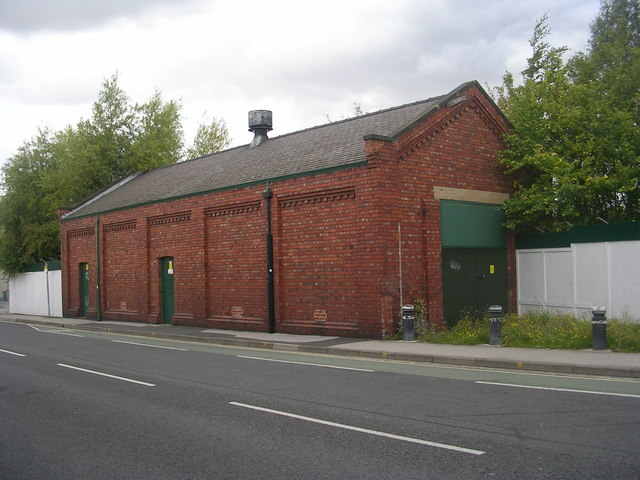 Electricity Substation - Kent Street